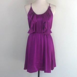 Dresses - Nite Silk Cocktail Dress